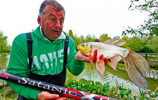 Bizarre fish caught by angler - Practical Fishkeeping