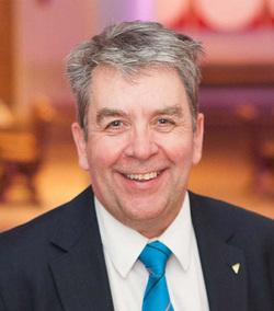 Graham Wright - President of HEVAC