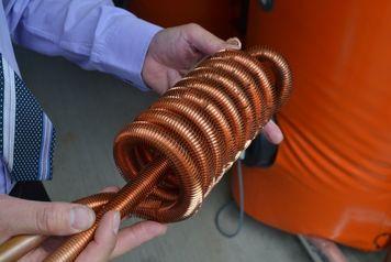 DK Heat Recovery heat exchanger - ACR Journal