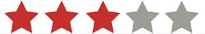 Veto TP3 - three stars