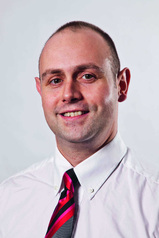 Ben Bartle-Ross, Technical Trainer, Mitsubishi Electric - acr journal