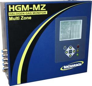 HGM MZ halogen gas monitor