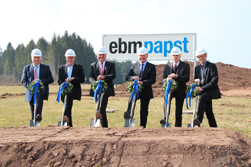 ebm papst Begins Work on New Distribution Centre