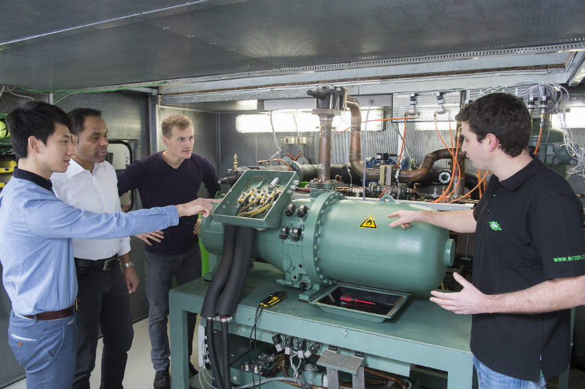 Bitzer Opens New International Training Centre
