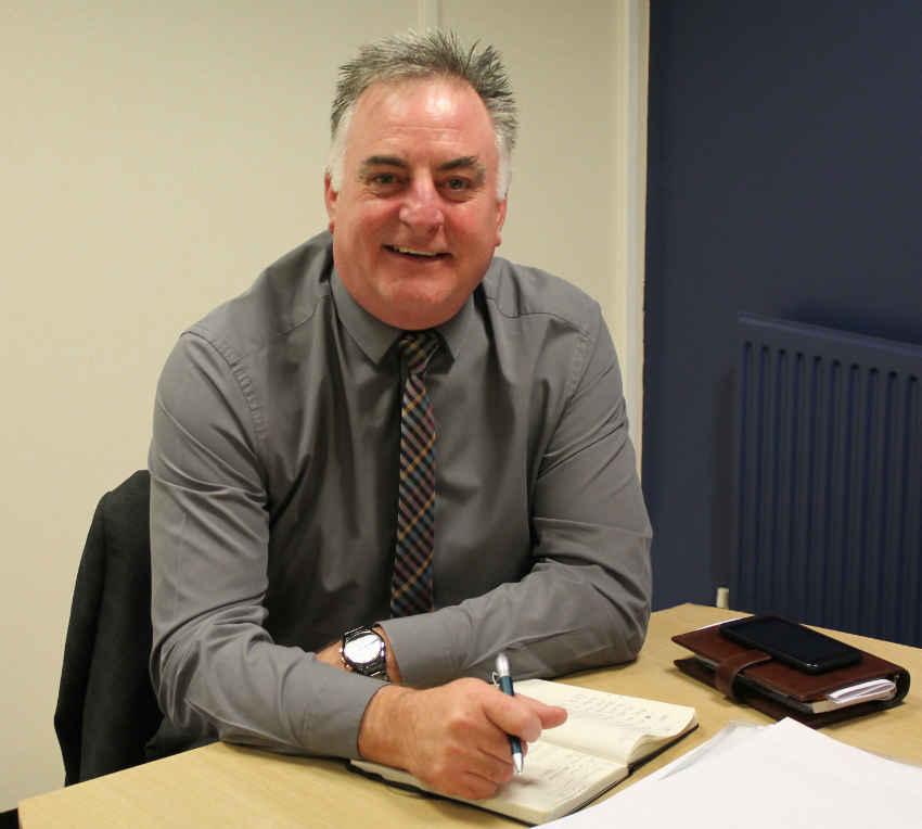 Ian Shawcroft, HRP