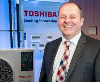David Dunn, Toshiba - ACR Journal