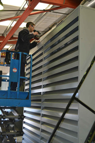 Mansfield Pollard Air Handling Unit Solution
