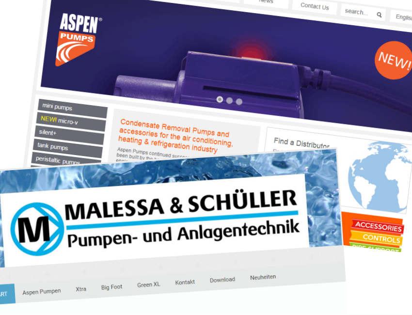 Aspen Pumps Malessa & Schüller