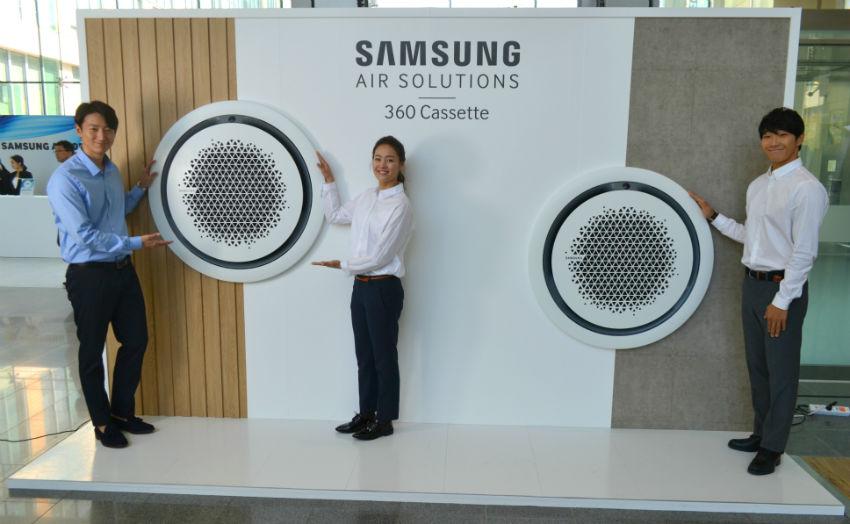 Samsung 360 Cassette