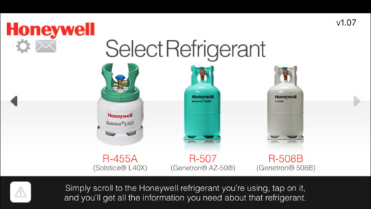 Honeywell apps