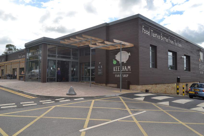 Keelham Farm Shop, Skipton - ACR Journal