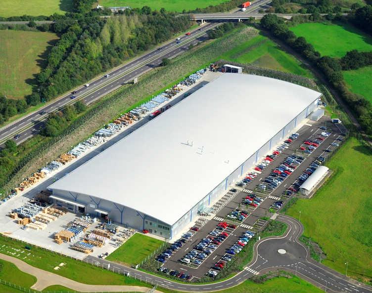 Fläkt Woods new factory UK - acr journal