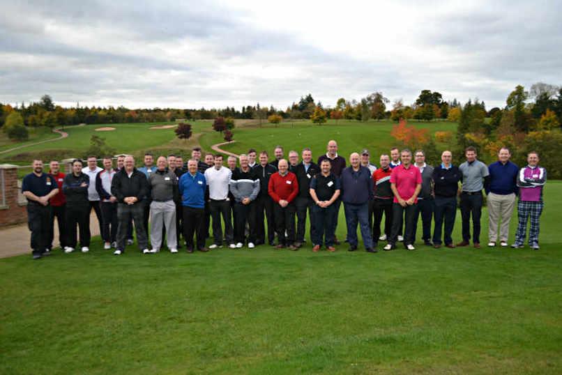 Tesco Golf Day Greetham Valley