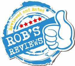Rob's Reviews logo