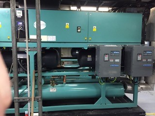 Thermacom chiller front
