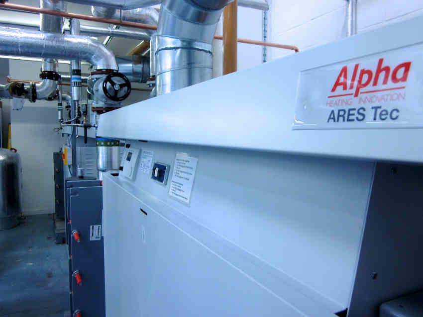 ARES Tec Boiler - Heat PumpsToday