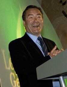 Jeff Stelling national acr & HP awards