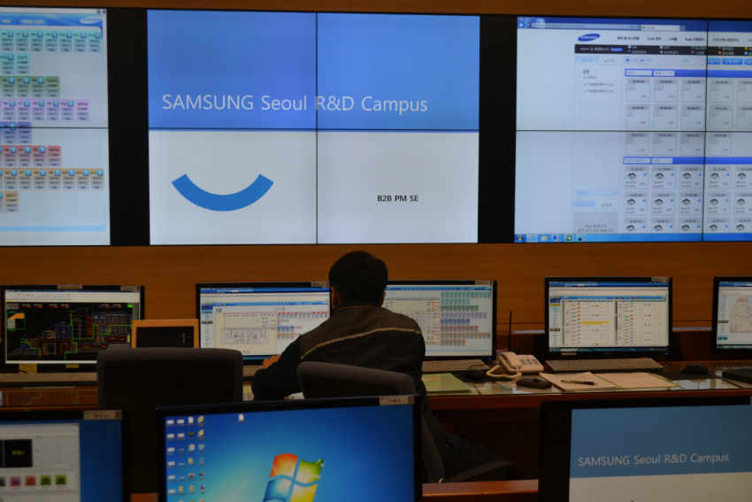 Samsung AC Research Campus - ACR Journal