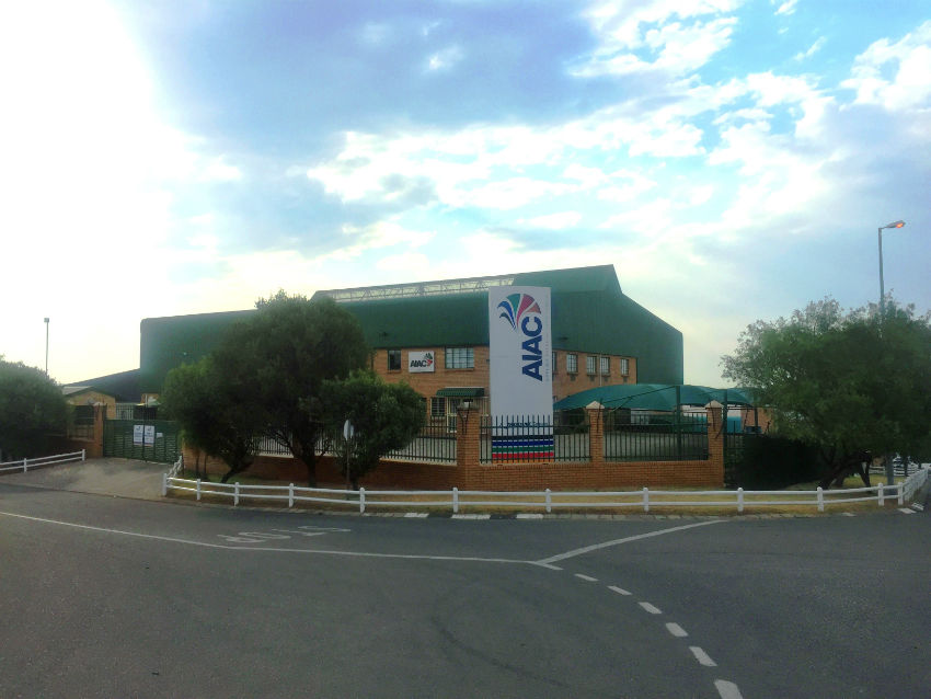 AIAC South Africa factory