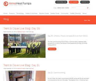 Kensa Heat Pumps blog - Heat Pumps Today