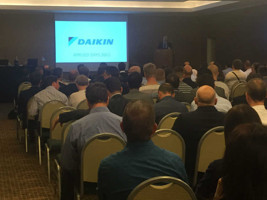 Daikin Applied Days 2015 - ACR Journal