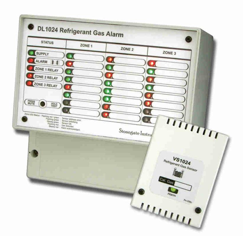 Gas Alarm DL 1024