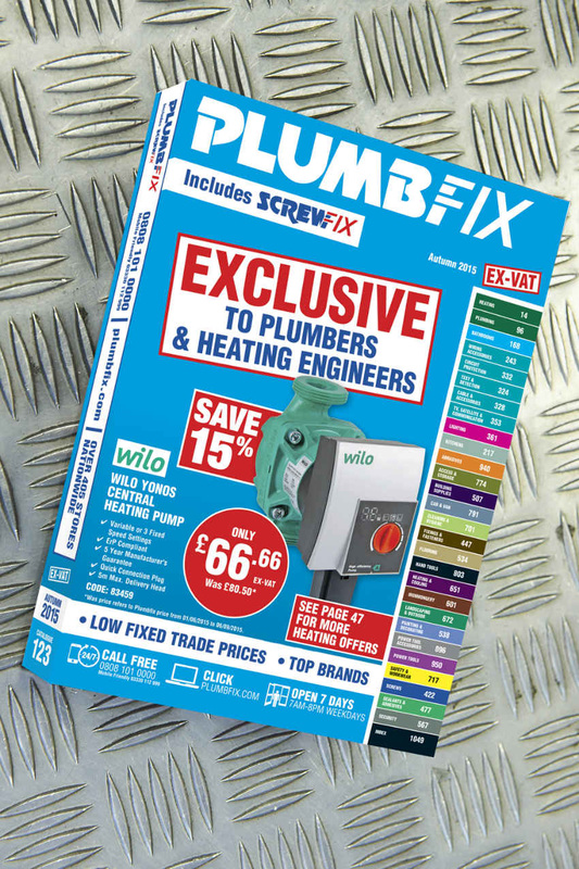 Plumbfix catalogue - ACR Journal