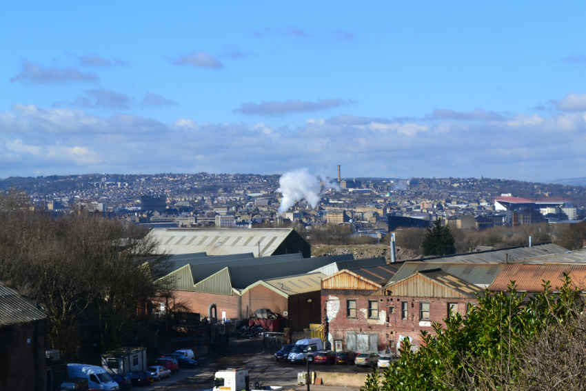 Mansfield Pollard View Over Bradford