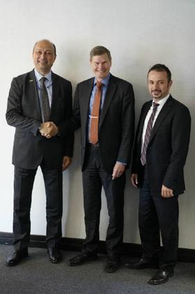 Turkey Joins AREA