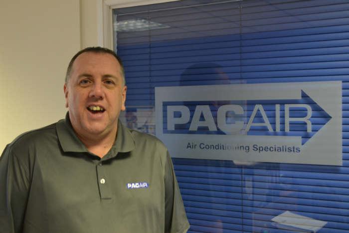 Nigel Palmer, PACAIR - acr journal