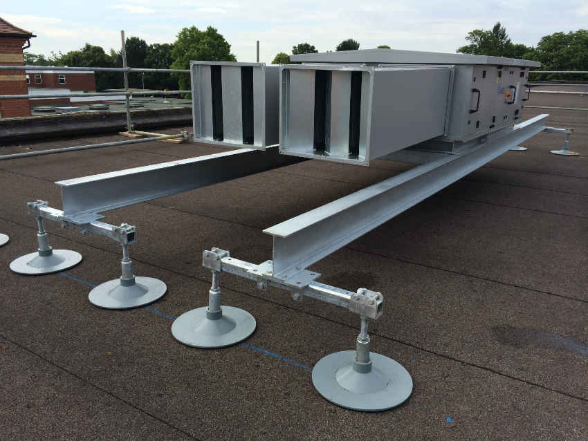 roof support systems - ACR Journal