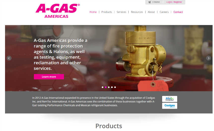 A-Gas Americas - ACR Journal