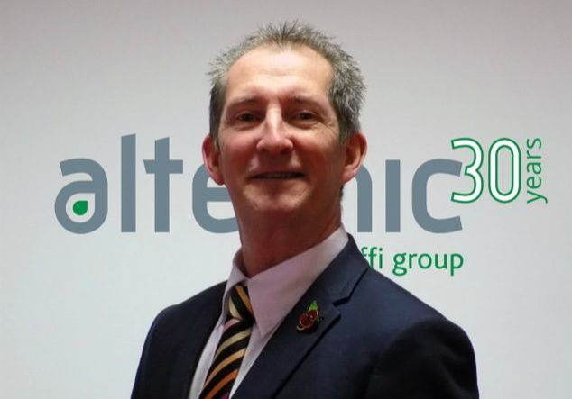 altecnic heating plumbing sales manager