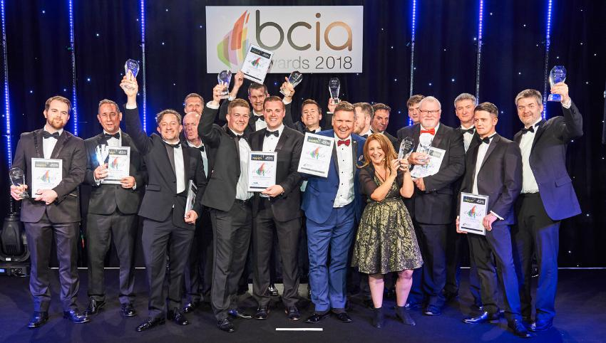 bcia awards controls winners birmingham