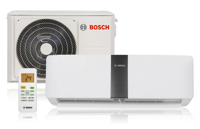 bosch air conditioning residential