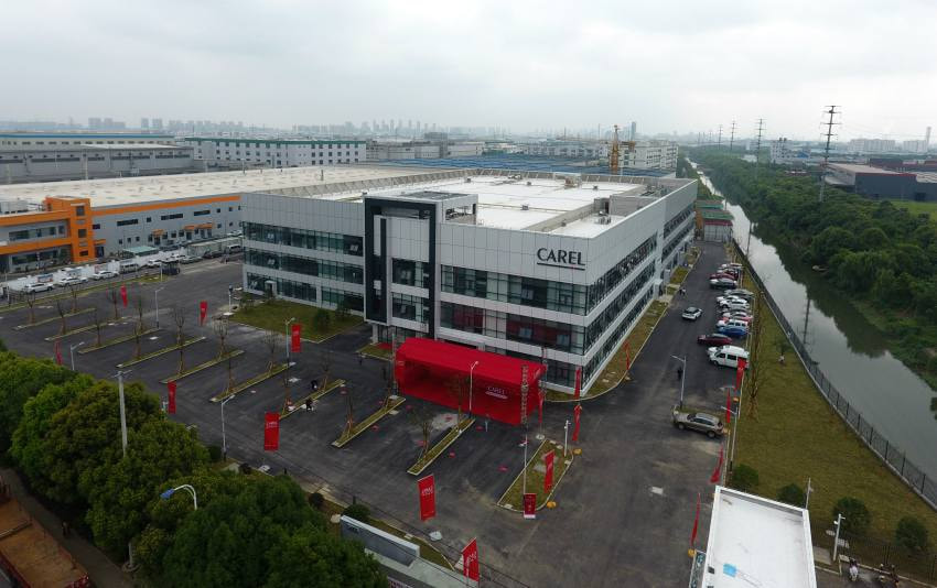 controls china production plant asia carel