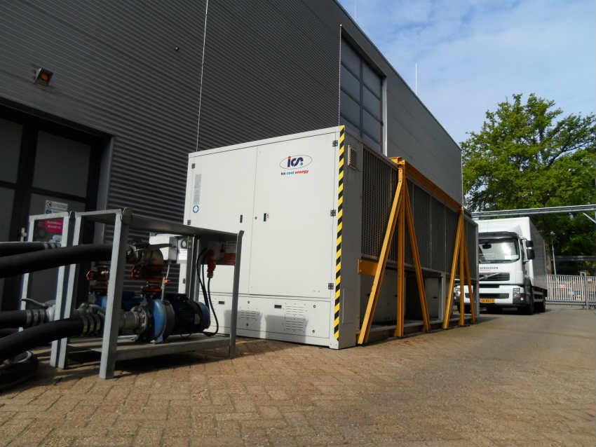 chiller ICS Cool Energy maintenance