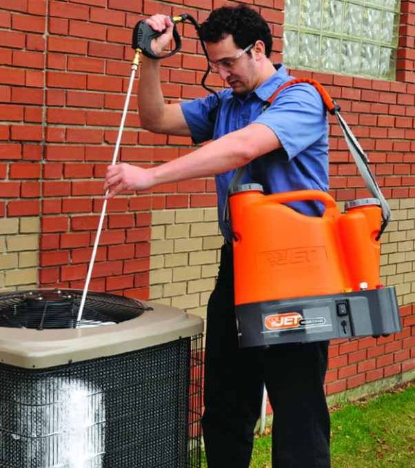 coil cleaning service maintenance