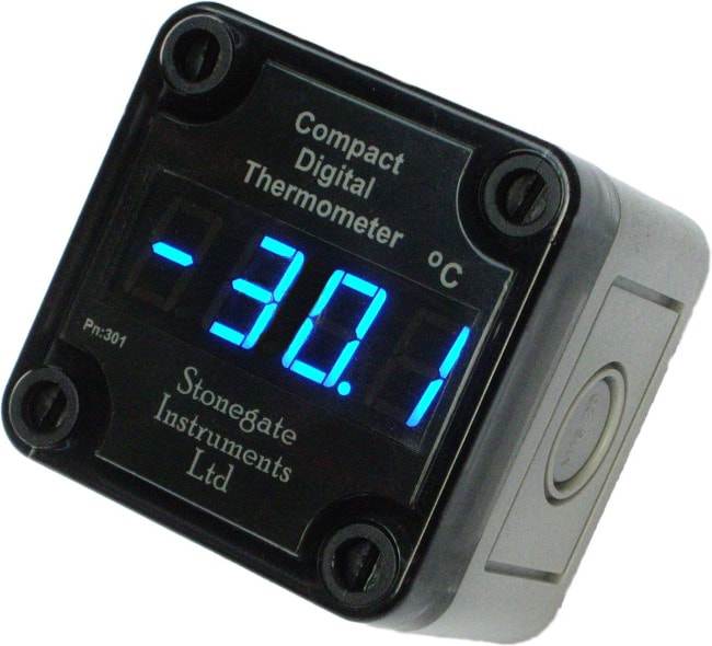 digital thermometer stonegate instruments