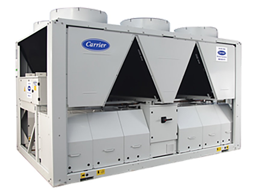 chiller carrier rental systems CRS 402