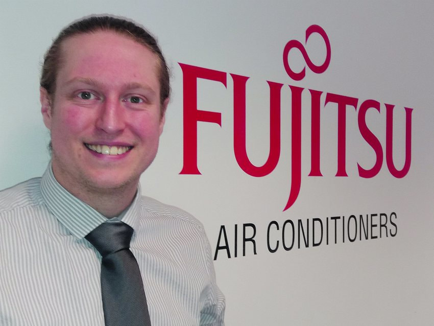fujitsu air conditioning rewards scheme comfort club damian knapp