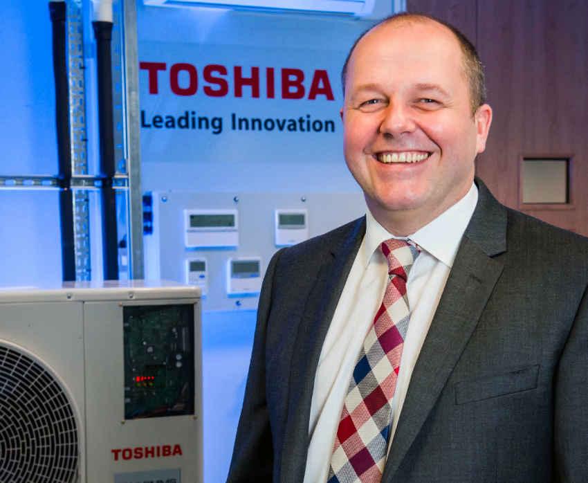 David Dunn - Toshiba