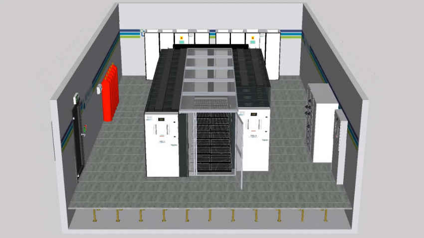 Design Your Own Data Centre