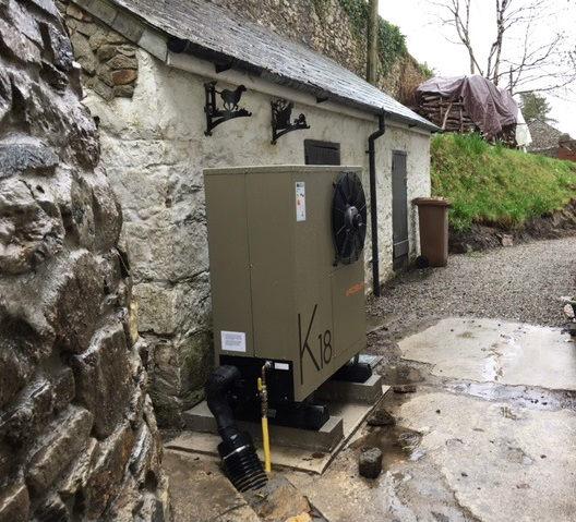 gas heat pump devon SWHP