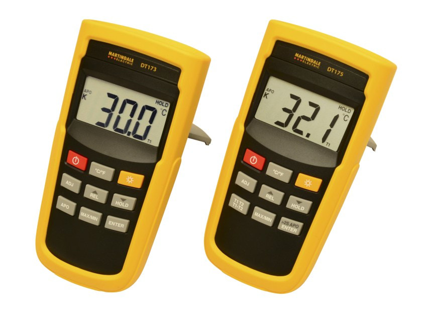 digital thermometer hvac