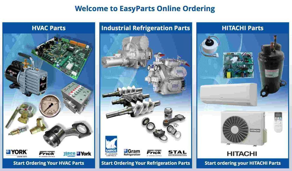 spare parts online germany johnson controls