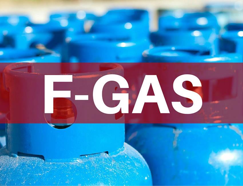 F Gas Certification