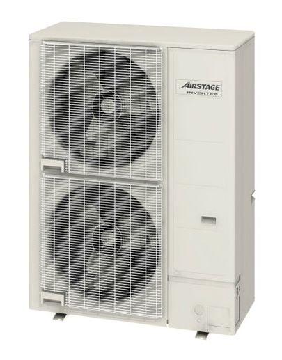 inverter vrf slimline compact fujitsu air conditioning