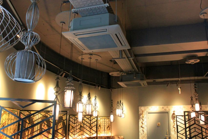 fujitsu vrf heat pump air conditioning heating