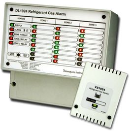 refrigerant gas alarm safety